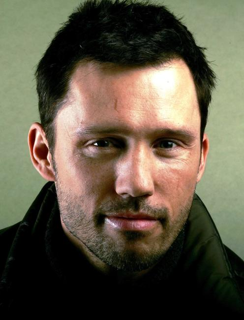 Jeffrey Donovan at the Getty Images Portrait Studio during the 2006 Sundance Film Festival.