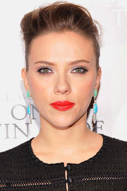 Scarlett Johansson at the