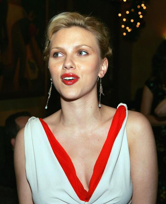 Scarlett Johansson at the afterparty premiere of