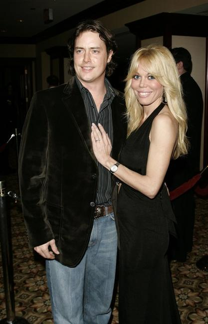Jeremy London and Melissa Cunningham at the 58th Annual Directors Guild of America Awards.