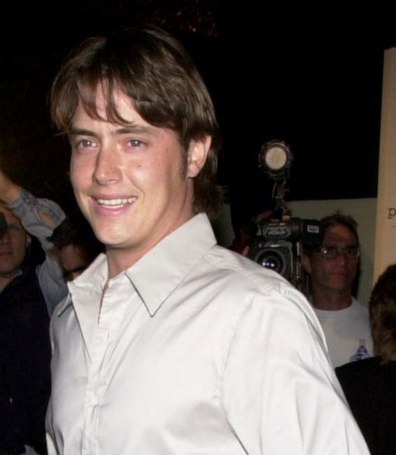 Jeremy London at the series finale wrap party of