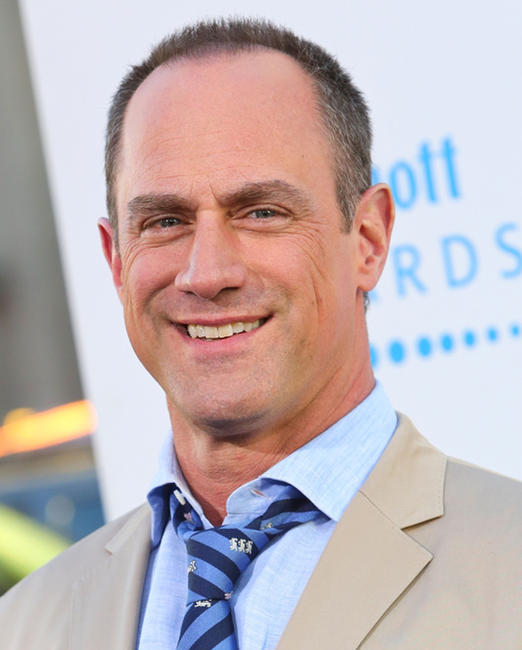 Christopher Meloni at the California premiere of