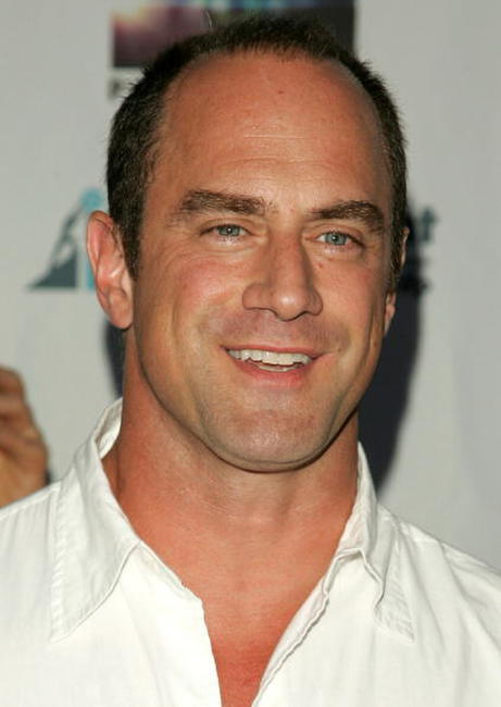 Christopher Meloni at the premiere of