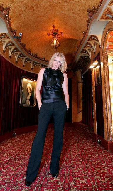Peta Wilson at the 2008 Movie Extra FilmInk Awards.