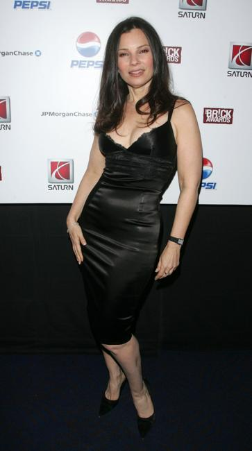 Fran Drescher at the 2007 annual Do Something Brick Awards.