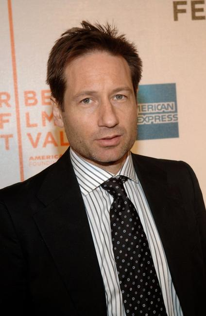 David Duchovny at the 5th Annual Tribeca Film Festival premiere of