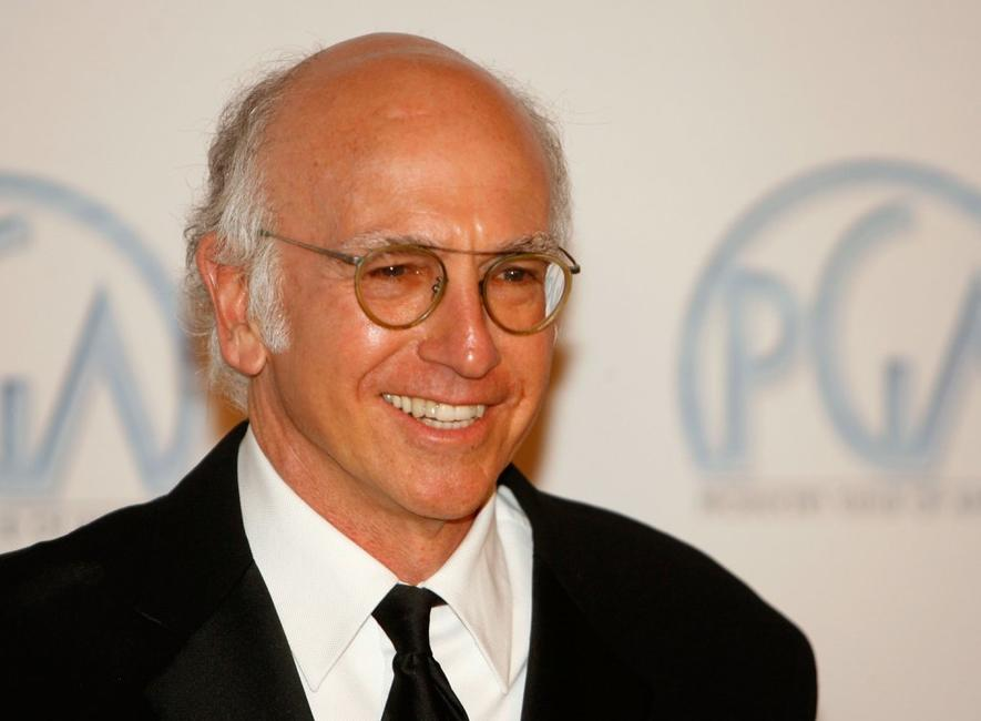 Larry David at the 18th Annual Producer Guild Awards.