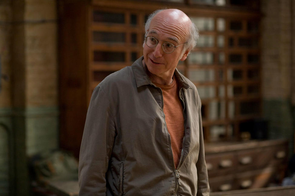 Larry David as Boris in