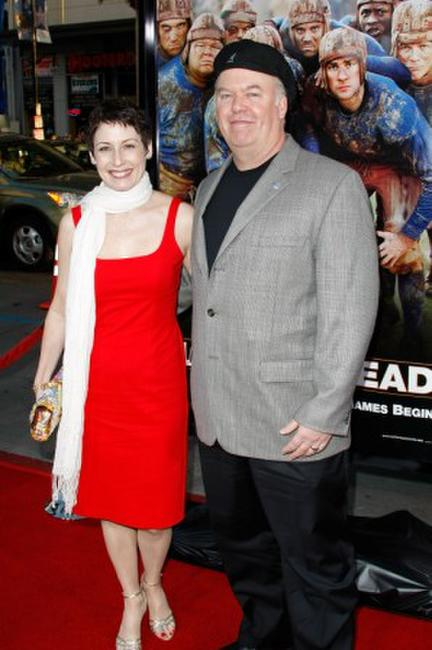 Denise Guillet and Wayne Duvall at the Hollywood premiere of