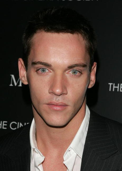 Jonathan Rhys Meyers at a special screening of