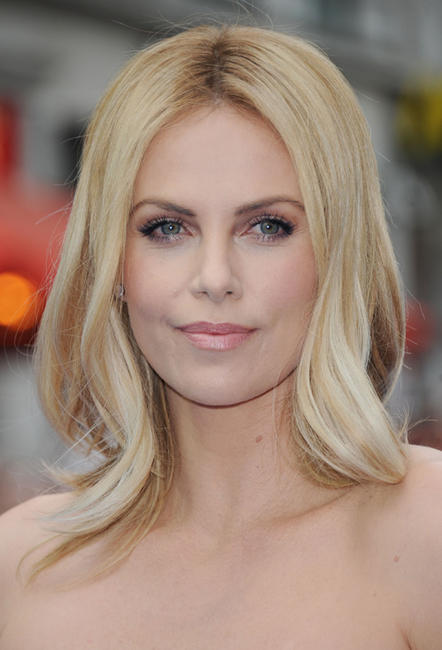 Charlize Theron at the World premiere of