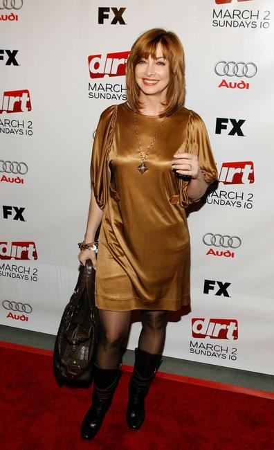 Sharon Lawrence at the 2nd season premiere screening of