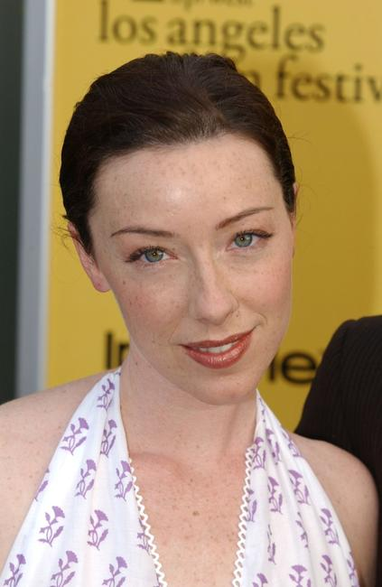 Molly Parker at the 2002 IFP/West Los Angeles Film Festival.