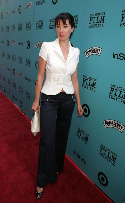 Molly Parker at the Los Angeles Film Festival premiere of