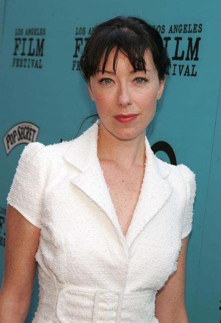 Molly Parker at the LA Film Festival premiere of