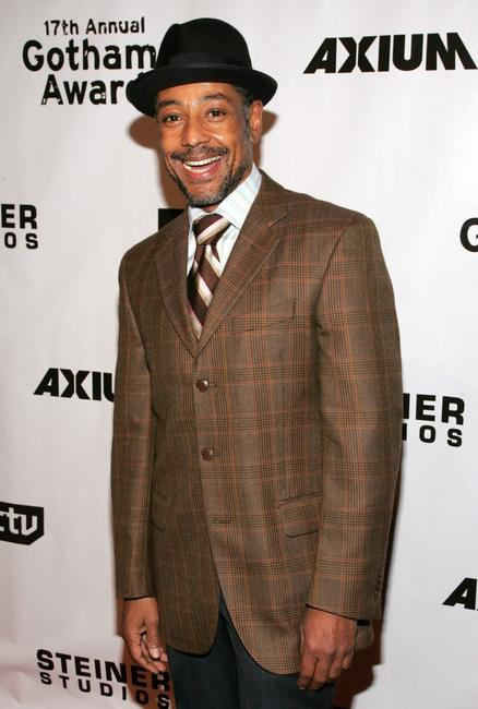 Giancarlo Esposito at the 17th Annual Gotham Awards.