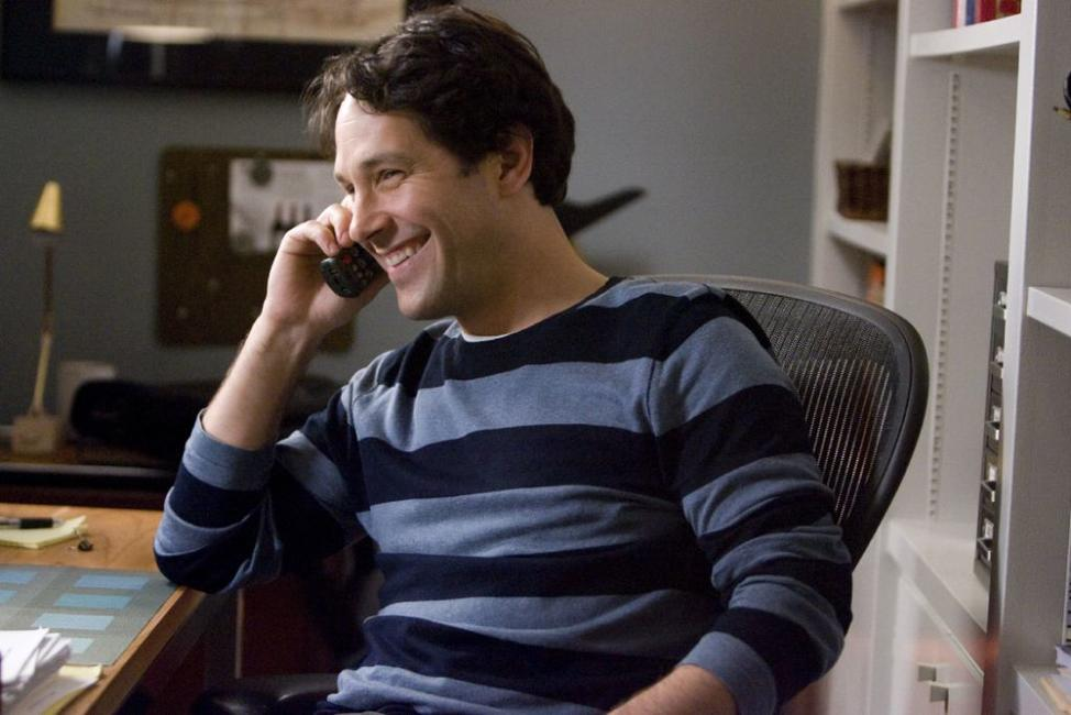 Paul Rudd as Peter Klaven in