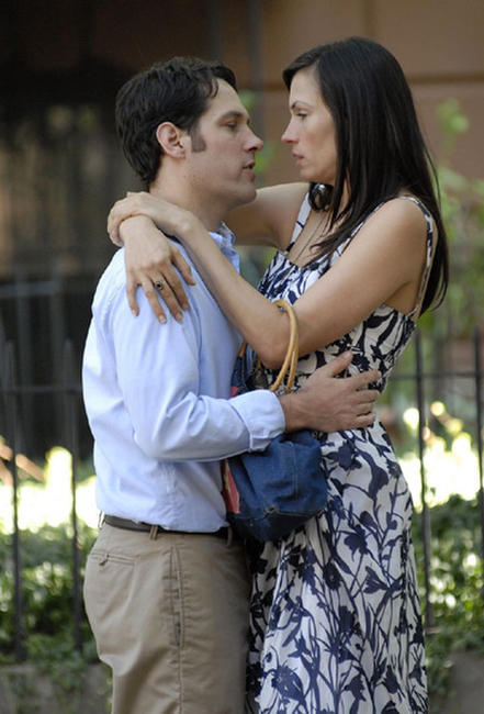 Paul Rudd and Famke Janssen in