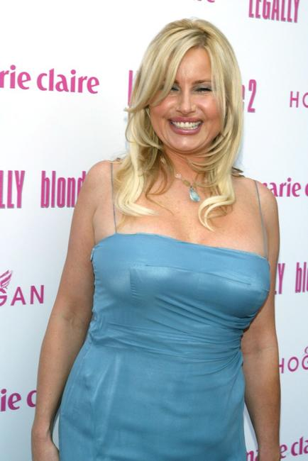 Jennifer Coolidge at the world premiere of