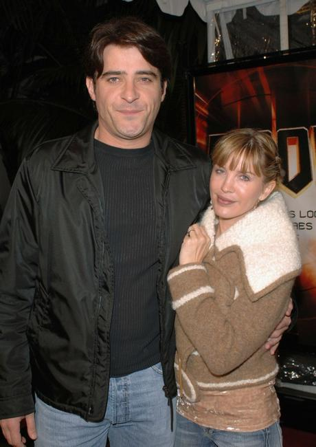 Goran Visnjic and Ivana at the premiere of