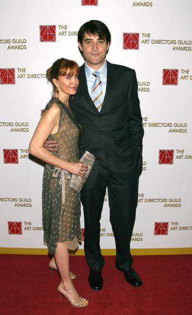 Ivana and Goran Visnjic at the 11th Annual Art Directors Guild Awards.