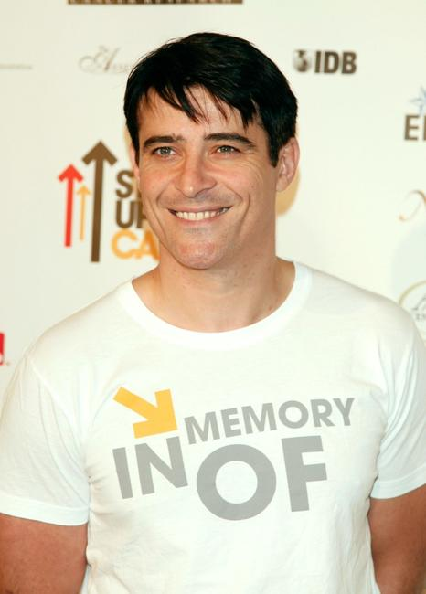 Goran Visnjic at the Stand Up For Cancer.