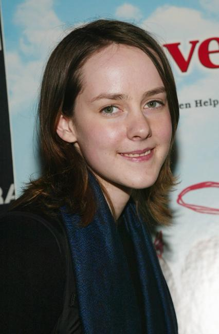 Jena Malone at the premiere of
