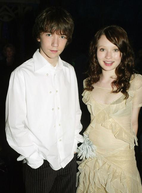 Liam Aiken at the afterparty of the premiere of