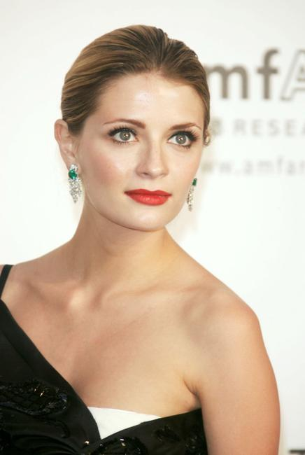 Mischa Barton at the Cinema Against Aids 2007 in aid of amfAR.
