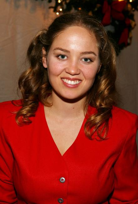 Erika Christensen at the Church of Scientologys Christmas Stories XV benefiting the Hollywood Police Activities League.