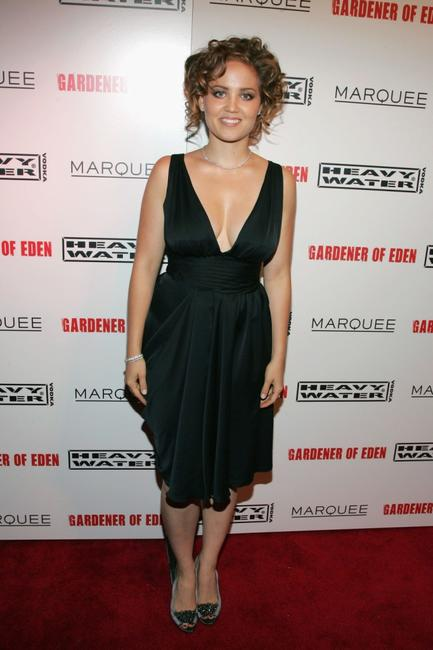 Erika Christensen at the after party of