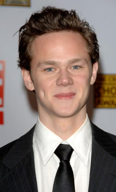 Joseph Cross at the 12th Annual Critics' Choice Awards.