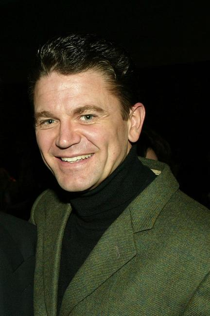 John Michael Higgins at the opening night party of
