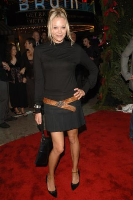 Alexandra Holden at the California premiere of
