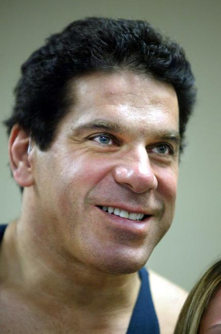 Lou Ferrigno at the Sci-Fi and Fantasy Creators Convention.