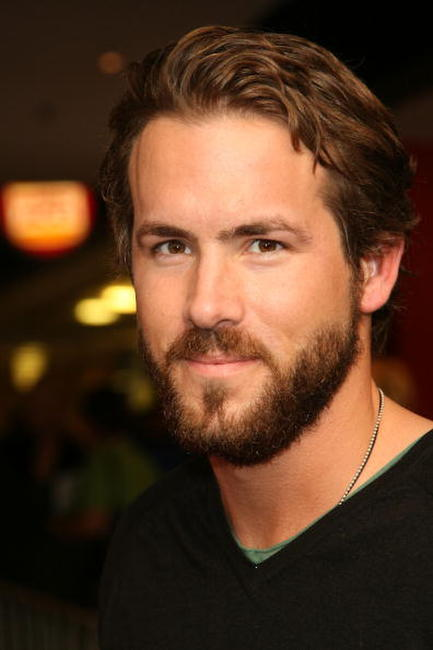Ryan Reynolds at the Smokin' Aces Sydney Premiere.