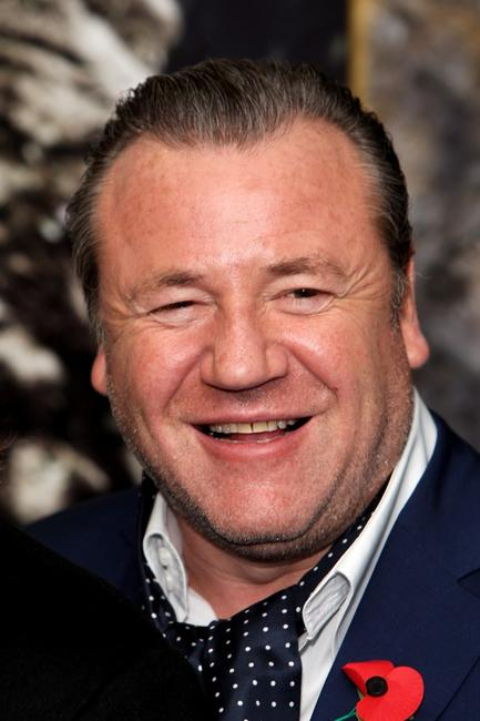 Ray Winstone at the photocall to promote the film