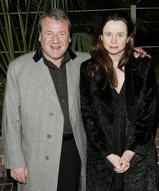 Ray Winstone and and Emily Watson at the London Australian Film Festival, attends the opening gala screening of