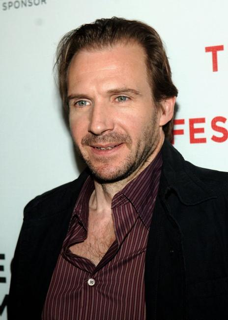 Ralph Fiennes At The 5th Annual Tribeca Film Festival Premiere Of