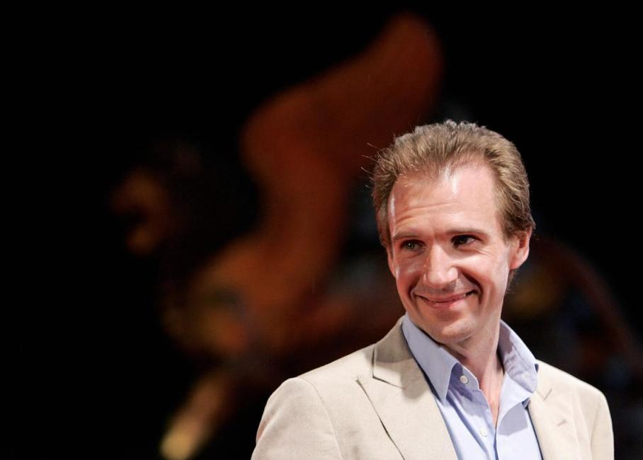 Ralph Fiennes at the 62nd edition of Venice International Film Festival the premiere of