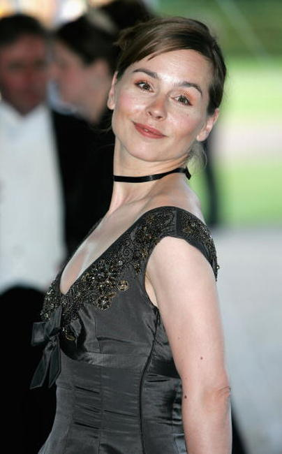 Tara Fitzgerald at the Raisa Gorbachev Foundation Launch Party.
