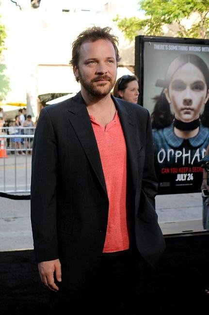 Peter Sarsgaard at the California premiere of