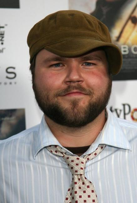 Tyler Labine at the special screening of