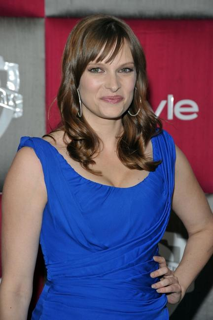 Vinessa Shaw at the InStyle/Warner Bros after party during the 66th Annual Golden Globe Awards.