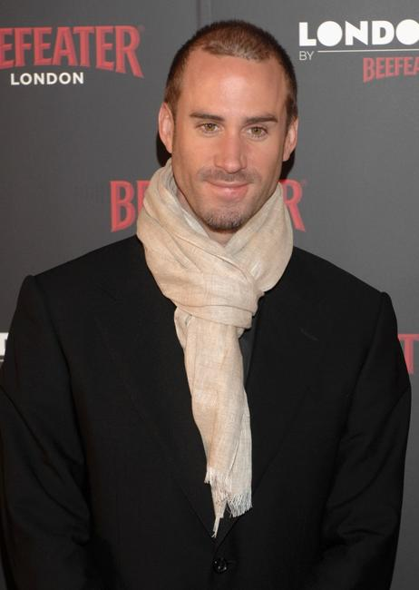 Joseph Fiennes and Jade Jagger at the opening of Madrid's La Zarzuela Hipodrome.