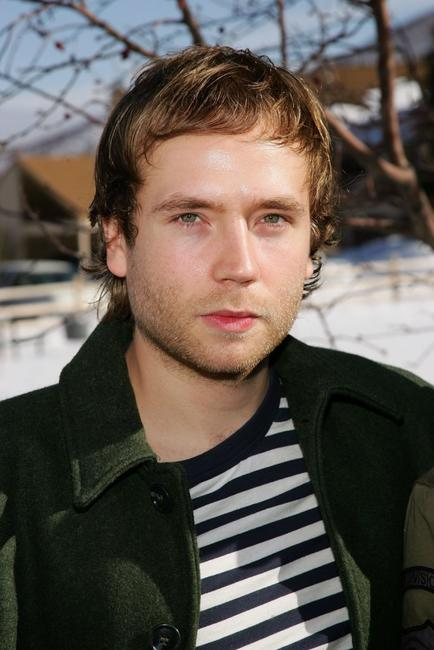 Mark Webber at the 2007 Sundance Film Festival.