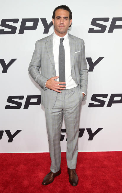 Bobby Cannavale at the New York premiere of