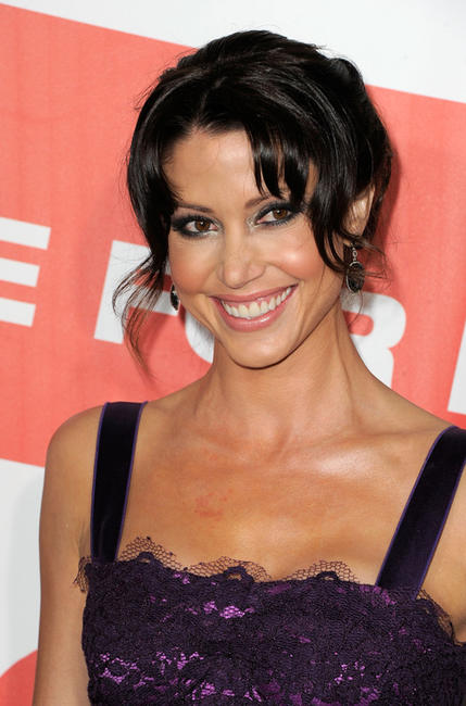 Shannon Elizabeth at the California premiere of