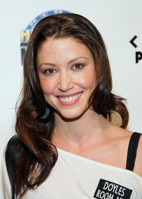 Shannon Elizabeth at the draw party of NBC's fourth National Heads-Up Poker Championship.
