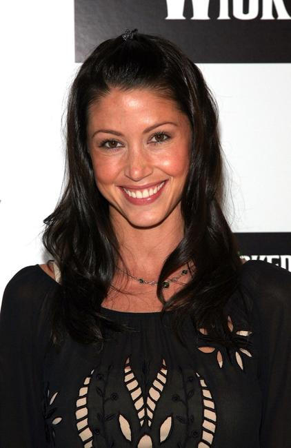 Shannon Elizabeth at the opening night of the play